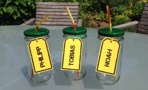 trink-schraubglas